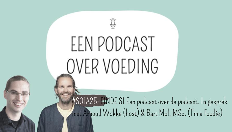 Een podcast over voeding