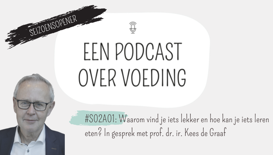 Een podcast over voeding_Kees