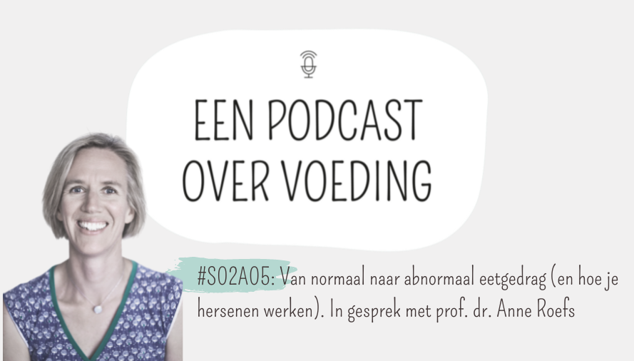 Een podcast over voeding_anne