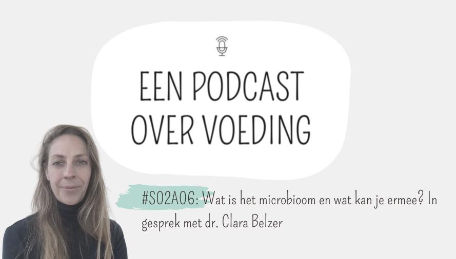 Een podcast over voeding_microbioom